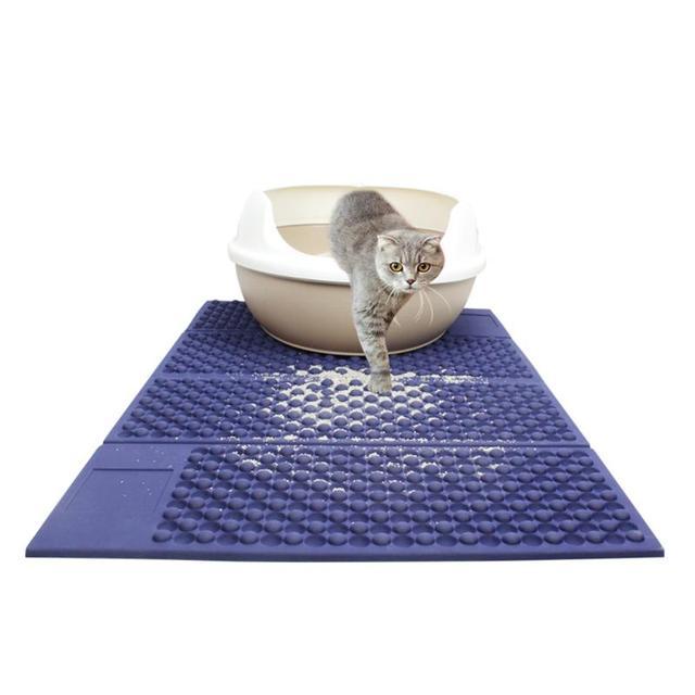 72x46cm Cat Litter Mat