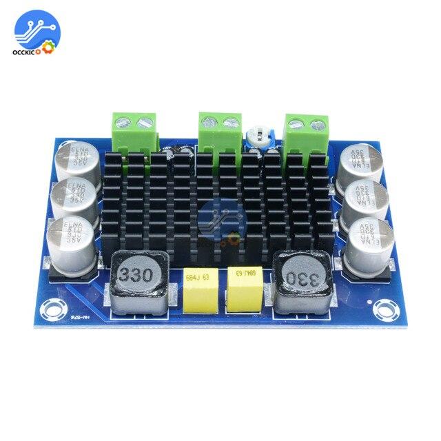 100W TPA3116D2 Mono Amplifier Board Class D 12V 26V Digital Audio Power Amplifier Sound Board AMP