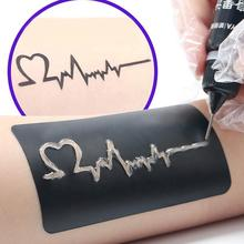 10ml Professional Semi permanent Tattoo Cream Paste Cones Organic Juice Ink Body Art Painless Cream Tattoo Gel For Tattoo Art