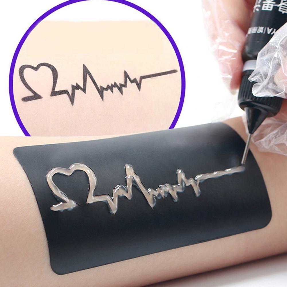 Professional Semi-permanent Tattoo Cream Paste Cones Organic Juice Ink Body Art Painless Cream Tattoo Gel For Tattoo Art