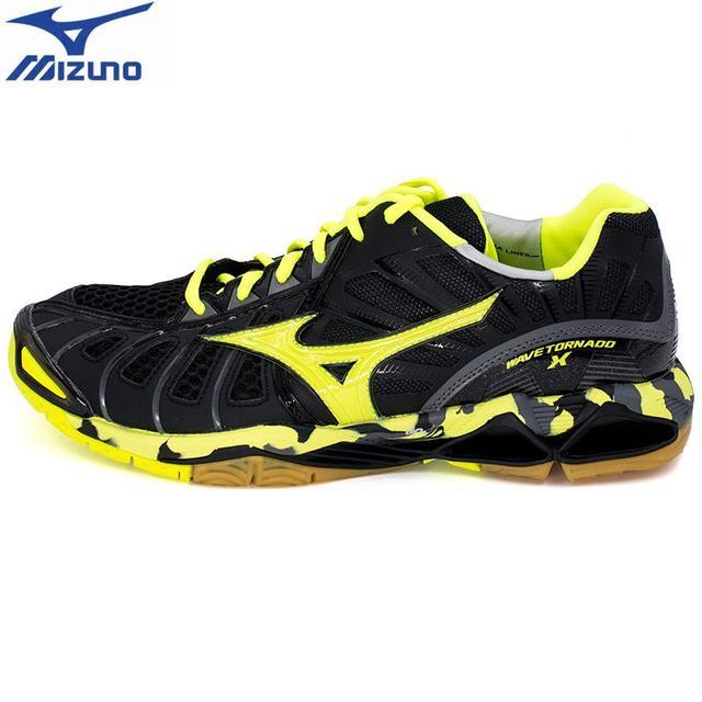 оригинальные кроссовки Mizuno Wave Tornado X для волейбола