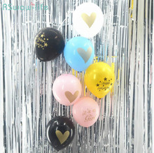 30pcs Its a Boy Happy Birthday  Latex Balloon Love Wedding Festival Party Supplies
