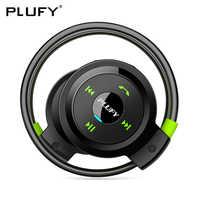 Casque Bluetooth sport PLUFY casque Sans Fil ecouteurs en cours d'exécution Ecouteur Sans Fil Bluetooth casque écouteur Radio MP3