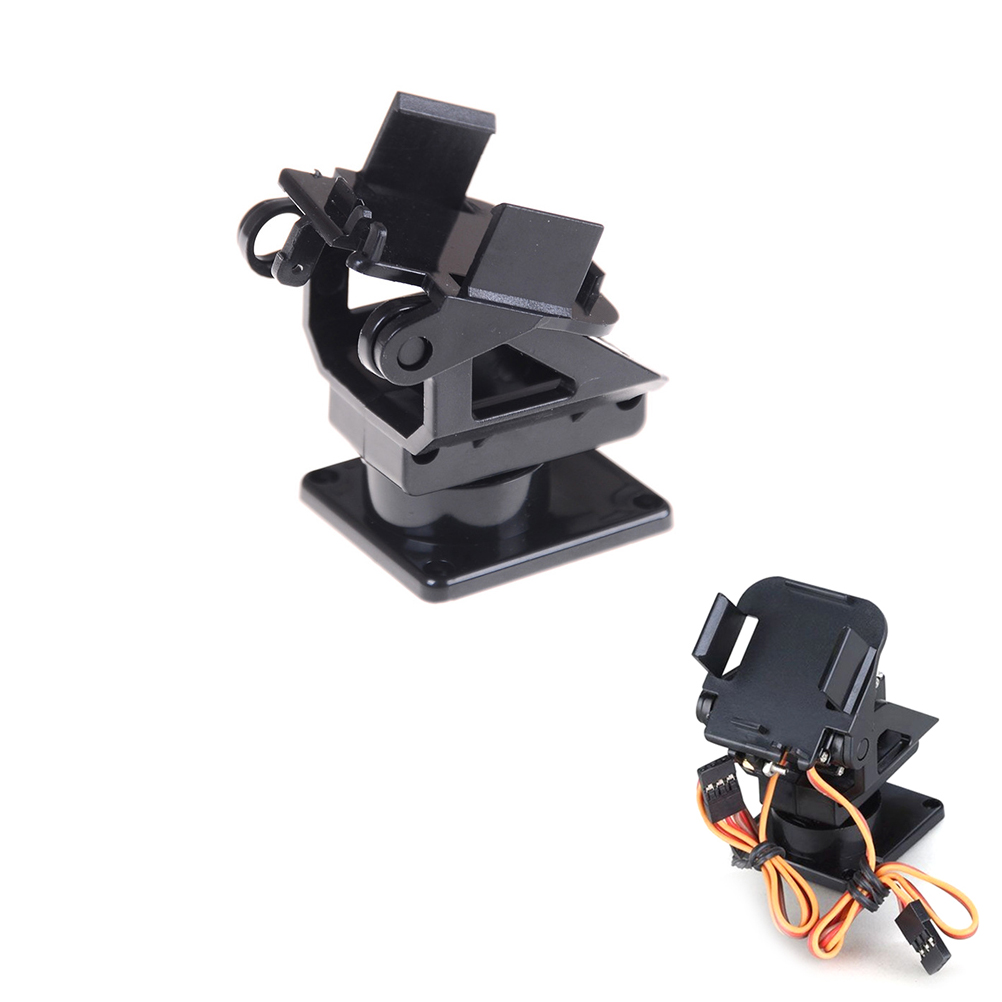 1 Set New Fpv Servo Bracket Pt Camera Anti-vibration Camera Mount For Aircraft Fpv Orders Are Welcome.