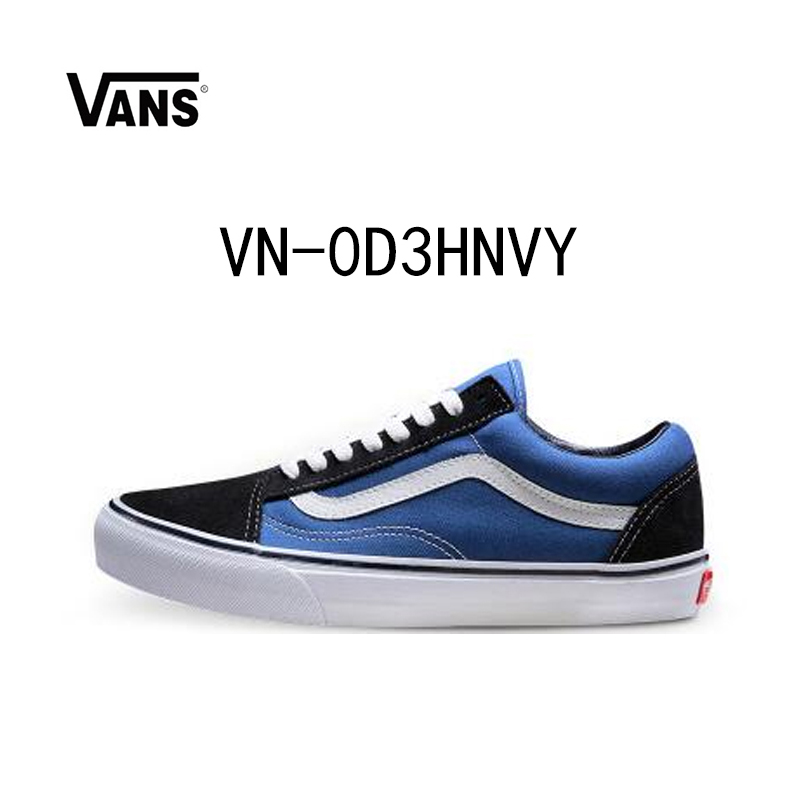 Vans MEN'S & WOWEN'S Skateboarding Shoes Original CLASSICS Unisex Old Skool Low-top Sports Canvas Shoes Sneakers original vans classic unisex white skateboarding shoes old skool sports shoes sneakers free shipping