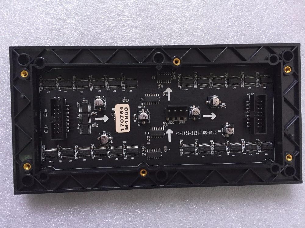 P3 RGB panel HD screen 64x32 dot matrix indoor SMD led module 192x96mm LED display wall P4 P5 P6 P8 P10