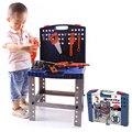 ¡ Caliente! herramientas de reparación del Envío del muchacho niños eléctrico, caja de herramientas de simulación DIY niños jugar a las casitas juguetes móviles