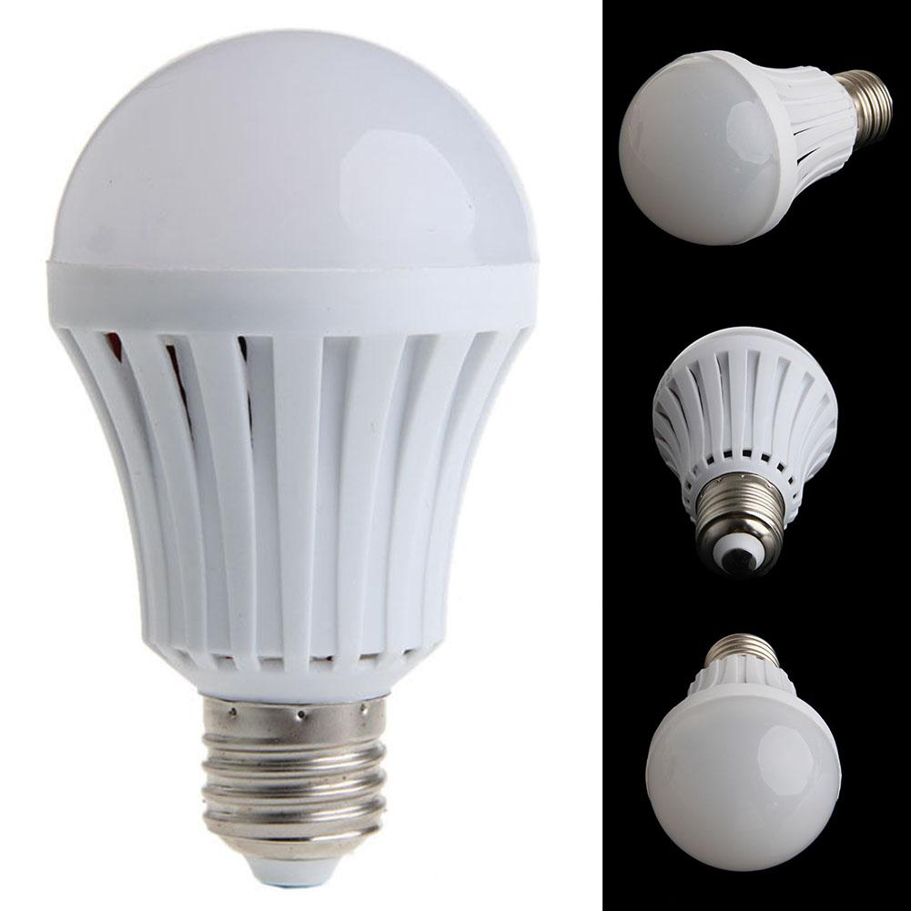 Us 2 93 28 offled smart rechargeable e27 emergency light bulb lamp home commercial outdoor lighting 5w 7w 9w 12w 220v energy saving lamp in led