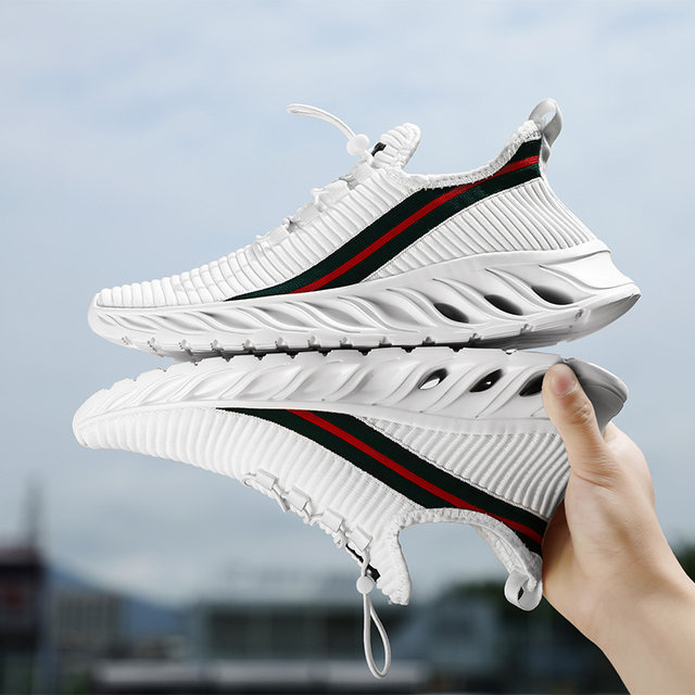 Male Sneakers Men Casual Shoes Walking Driving Office Outdoor Shoes Comfortable Lightweight Breathable Shoes For Man Big Size 2