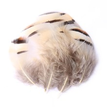 Fashion Accessories 30 Pieces Of All Kinds Of Feathers Natural Feather Wedding Dress DIY Jewelry Fluffy Wedding Exquisite Crafts 30 pieces of duck feather natural feather 10 14cm wedding dress diy jewelry fluffy decoration valentine s day supplies