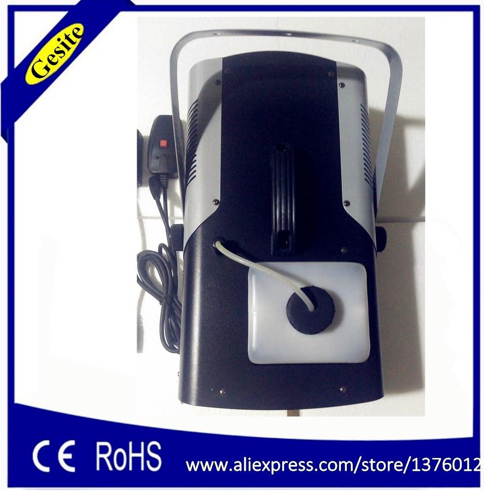 dhl 1500W Fog Machine/Smoke Machine/Fogger Stage Effect Light with Fast Shipping