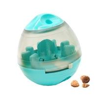 New dog training toy tumbler leaking food ball bite feeding feeder pet toy