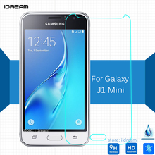 2PCS Tempered glass For Samsung Galaxy J1 mini 2016 Duos Safety Protective film on SM-J105B/DS SM-J105F/DS SM-J105Y SM-J105M/DS