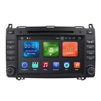 8'' Car Radio Android 8.1 TV GPS Multimedia DVD Navigation Player Auto Autoradio WiFi 3G DAB For Mercedes Benz W169 W245 DH119