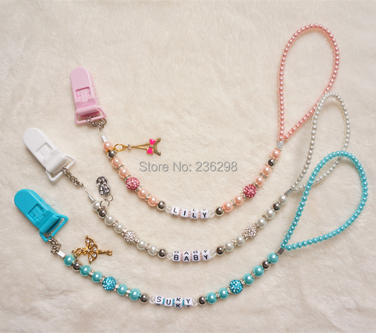 MIYOCAR Personalized -Any name Customized Bling rhinestone klip - Memakan kanak-kanak - Foto 4