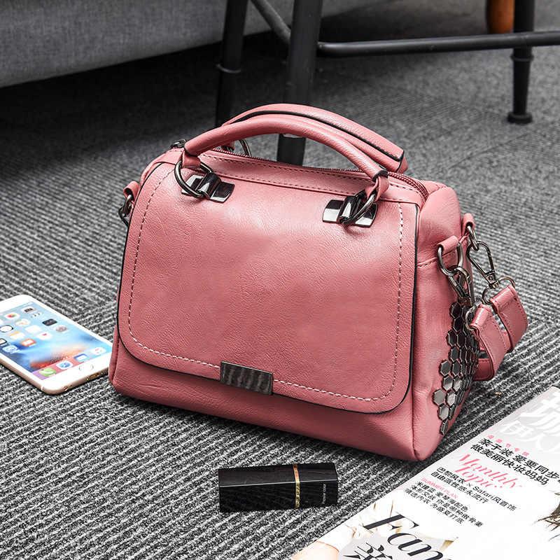 Marque petit sac à bandoulière pour femmes sacs de messager dames rétro en cuir sac à main sac à main femme bandoulière multifonction Bolsas C907