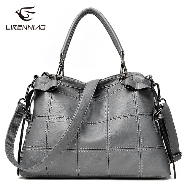 2017 Famous Brand Leather Big bag High Quality Designer Women messenger Luxury Female Women Crossbody Bags Ladies Tote Handbags
