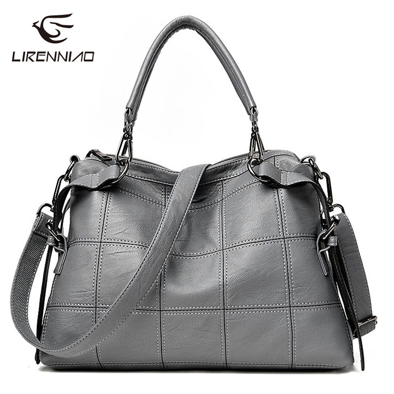 2018 Famous Brand Leather Big bag High Quality Designer Women messenger Luxury Female Women Crossbody Bags Ladies Tote Handbags
