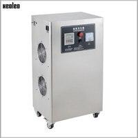 XEOLEO генератор озона очиститель воздуха стерилизатор 20 Гц/ч мобильный Озон Дезинфекции Машина еда/косметика завод стерилизации