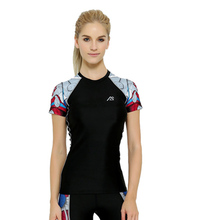 2016 Skulls Printed Woman Cycling Jersey Newest Short Sleeve Jersey Summer Bike Bicycle Clothing For Spring Autumn