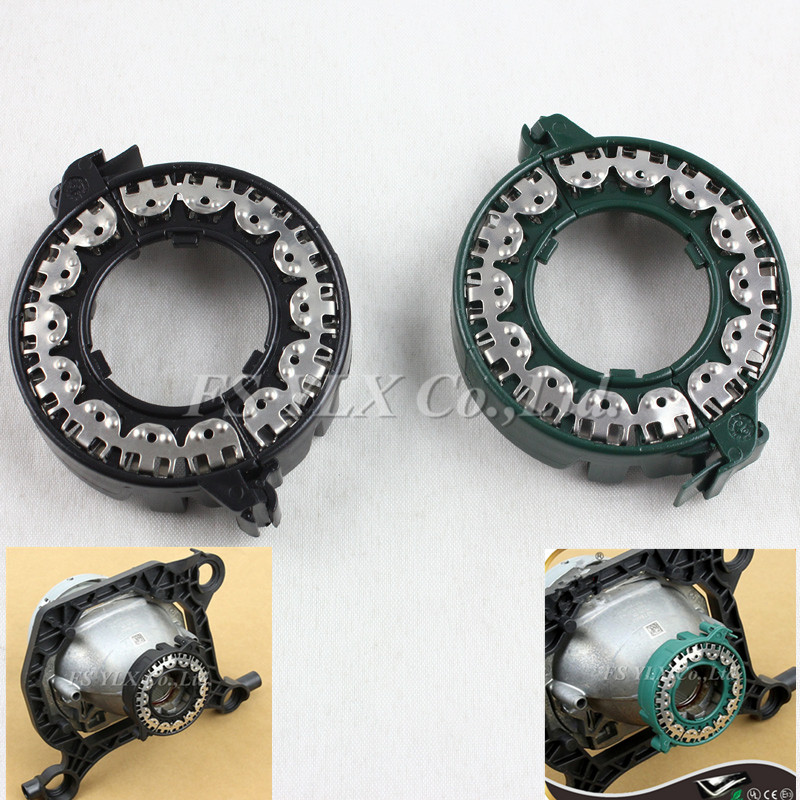 Металлический зажим для кольца FSYLX, 10 шт., фиксатор D1S, D1R, D1C, D2S, D2, фиксирующий Зажим для автомобиля, D3S, D3, D4S, D4, HID, ксеноновое основание держате...