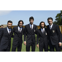 2017 slim Latest Coat Black Wedding Suits for Men Groom Slim Fit 3 Pieces mens suit Tuxedo Custom smoking Blazer Terno Masculino