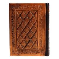 Kicute Neue Retro Vintage Journal Tagebuch Notebook Leder Blank Hard Cover Sketch Papier Travel Journal Blank Schreiben Papier