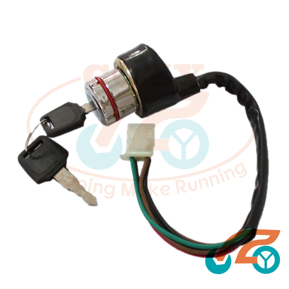 6 Wire Ignition Switch Key For Kazuma Falcon 50cc 70cc 90 110 125cc Atv Wiring Go Kart In Chainsaws From Tools On Alibaba Group