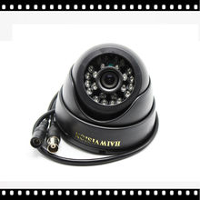 HD 1080P AHD CCTV Dome Camera with black color and 1MP/1.3MP/2MP 3.6MM lens CCTV Security Cam Indoor