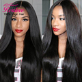 Lace Front Human Hair Wigs With Baby Hair Brazilian Human Hair Wigs Straight Glueless Full Lace Wigs For Black Women Female Wigs