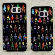 C3942 Geek More Love Batman Transparent Hard PC Case Cover For Samsung Galaxy S 3 4 5 6 7 Mini Edge Plus Note 3 4 5 7
