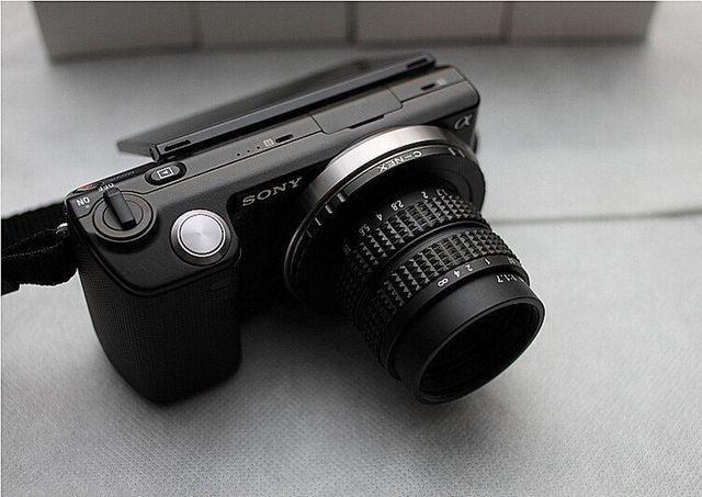 Fujian 25mm F1.4 CCTV TV lens + C Mount for Micro 4/3 m4/3 for Panasonic GX85 GX8 GX7 GX7K GH5 GH4 G10 G7 G7K G7H GF7 GF8 GF9