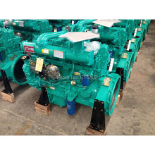 weifang Ricardo diesel engine R6105ZD / 92kw for 80kw generator