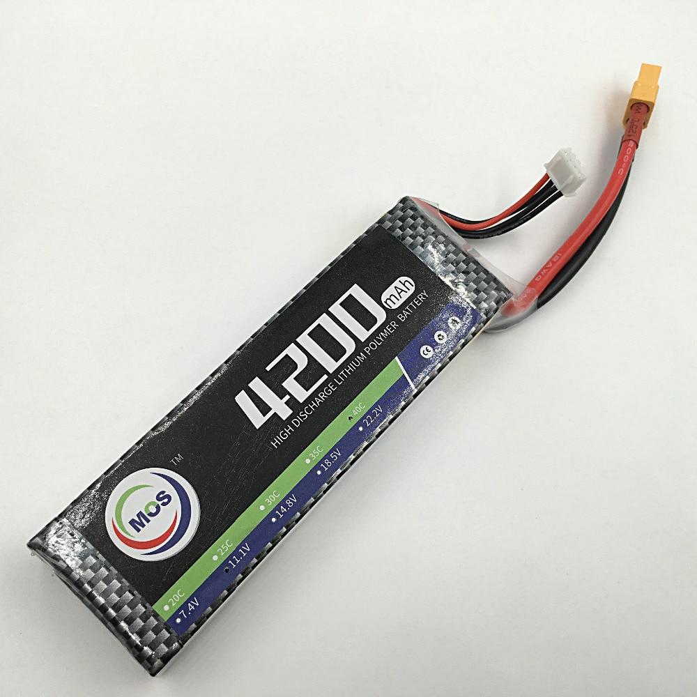 MOS 11.1v 4200mah 25c lipo battery for rc airplane free shipping 2pcs package mos 3s lipo battery 11 1v 1300mah 35c for rc airplane free shipping