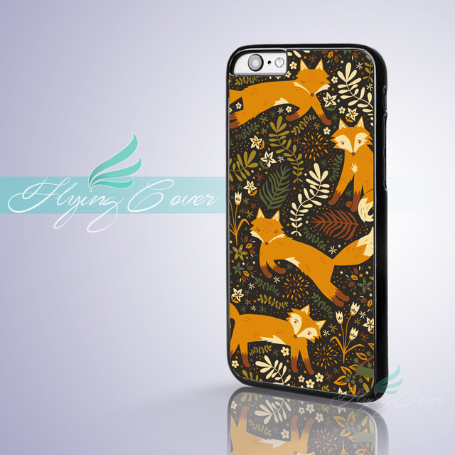 fox iphone 7 plus case