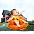Pequeno Sofá Inflável Cadeira Portátil Do Bebê Assento Do Bebê Aprender Inflável Assento Do Bebê Cadeira de Criança
