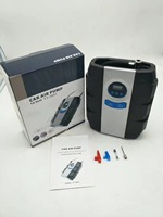 HF3601S LED Light Digital Pre Set Portable 12V 260PSI Car Tire Inflator Mini Digital Compressor Auto