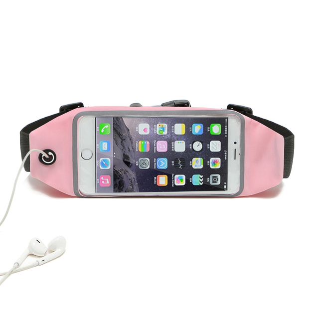 Gym Waterproof Waist Clip Mobile Phone Case Touch Screen Bags For Motorola Moto Z2 Play,Cubot Note S/S550/S550 Pro/Dinosaur/