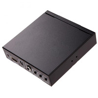 Newest Scart HDMI To HDMI 720P 1080P HD Video Converter Monitor Box For HDTV DVD STB