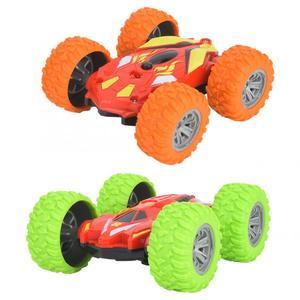 Image 1 - Esnek Mini RC dublör araba oyuncak bebek çocuk küçük uzaktan kumanda elektrikli dublör araba oyuncak çocuk hediye için