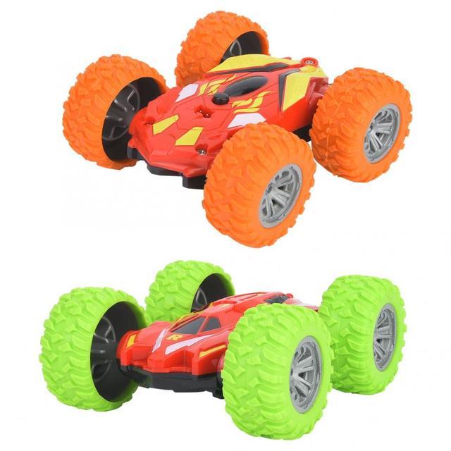 Esnek Mini RC dublör araba oyuncak bebek çocuk küçük uzaktan kumanda elektrikli dublör araba oyuncak çocuk hediye için