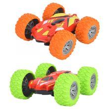 Mini jouet de voiture de cascadeur de RC Flexible bébé enfants petit jouet de voiture de cascadeur électrique de télécommande pour le cadeau denfants