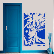 Dragon Ball z – Goku Wall Sticker