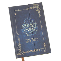 Vintage Harry Potter Notebook Diary Book Hard Cover Note Notepad Agenda Planner Gift 2017 2018 2019