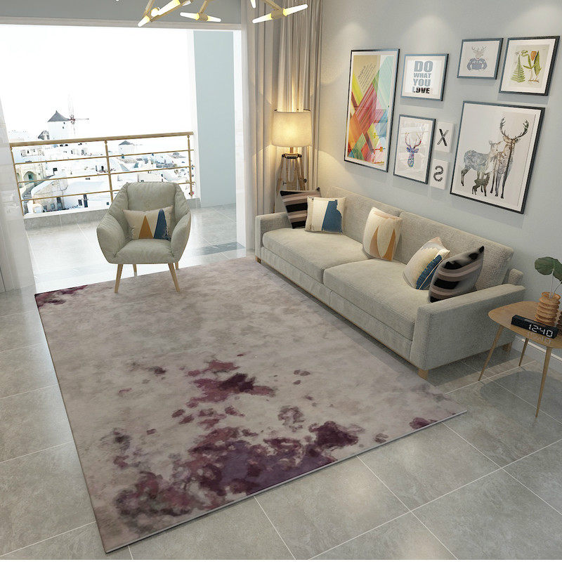 Merveilleux Abstract Ink Modern Carpets For Living Room Home Decor Carpet Bedroom Sofa  Coffee Table Rug Soft Study Floor Mat Beside Rugs In Carpet From Home U0026  Garden On ...