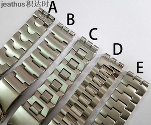 Image 2 - Jeathus watchbands replacement for swatch steel belt ycs410gx 438 511 19mm stainless steel strap irony man bracelet watch band