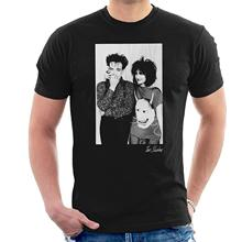 Dont Talk To Me about Heroes Tom Sheehan Official Photography - Siouxsie and The Banshees Photoshoot Mens T-Shirt T Shirt