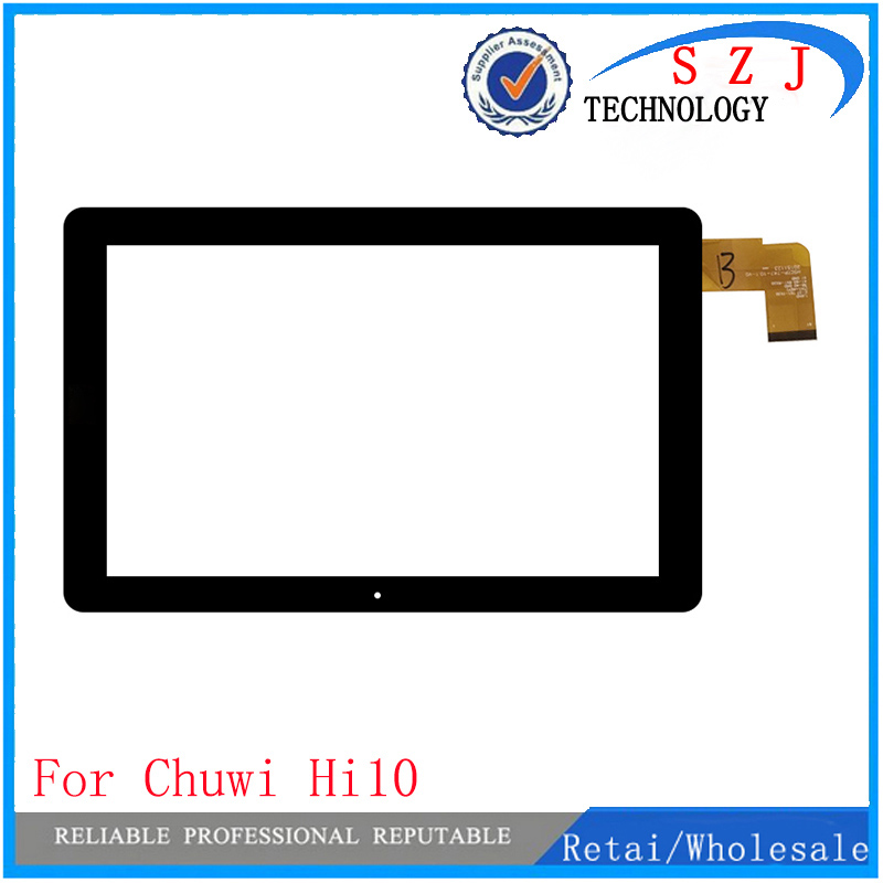 New 10.1 inch case for Chuwi Hi10 CW1515 Digitizer Glass Touch screen Panel Glass Replacement Free Shipping new 10 1 inch case for asus memo pad 10 me102 me102a v3 0 mcf 101 0990 01 fpc v3 0 touch panel screen digitizer free shipping
