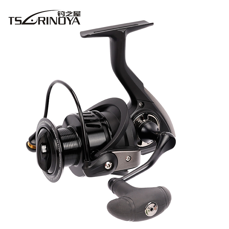 TSURINOYA FALCON 4000/5000 Spinning Fishing Reel 8+1 BB 5.2:1 11KG Carretes De Pesca Para Mar Moulinets De Peche Spinning Wheel редакция газеты новая газета новая газета 111 2015