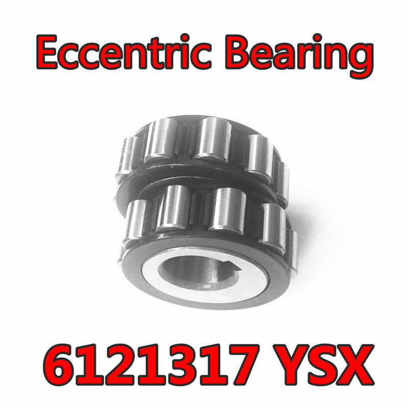 все цены на 2017 Time-limited Real Steel Rolamentos Thrust Bearing Double Row Bearing 6121317 Ysx